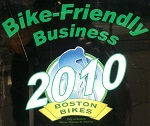 bike friendly business 2010