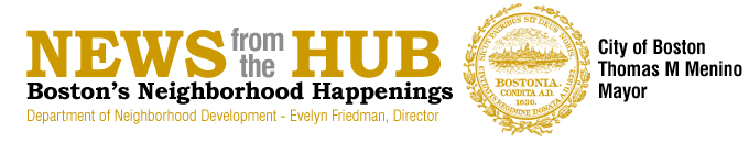 News From Hub nameplate