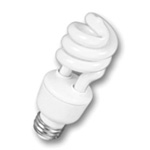 Compact Fluorescent Lightbulb (150)