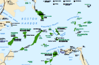 Boston Harbor Islands Map (200)