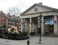 Quincy Market - By Abhijitsathe