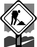 Betterments Traffic Sign (120)