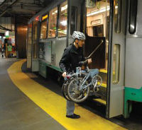 Bike on the MBTA (200)