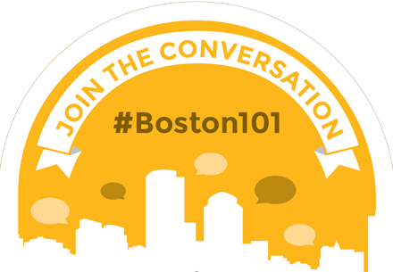 Boston101: Join the Conversation (440)