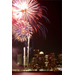 Fireworks Over Boston Harbor (75)