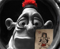 Mary & Max Movie Poster (200)