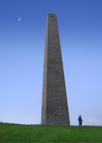 Bunker Hill Monument - Attractions/Entertainment - 43 Monument Sq, Charlestown, MA, United States
